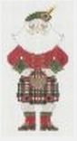 445 scottish santa