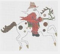 714 paint pony santa