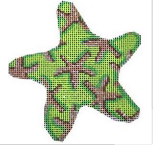 starfish green