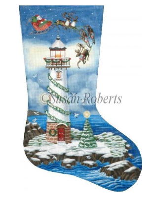 lighthouse stocking