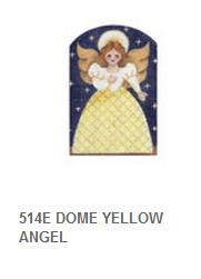 yellow angel
