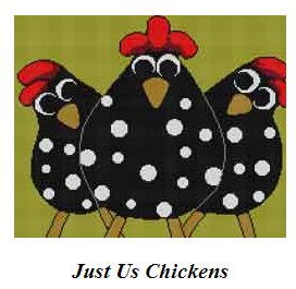 just us chickens