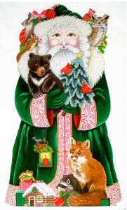 emerald santa