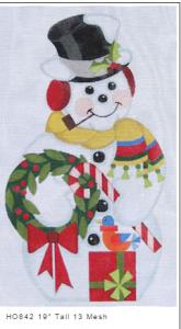 raymond crawford snowman