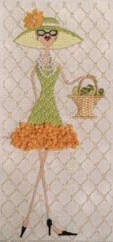 sassy lady green 1