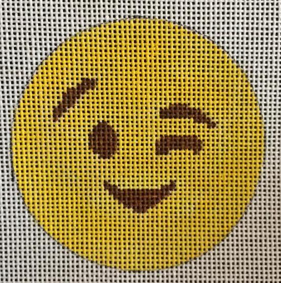 emoji winking