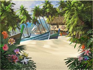 tropical retreat 2