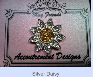 silver daisy