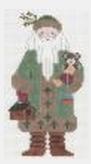 029 Woodsman Santa