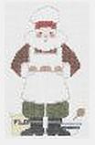 663 baking santa
