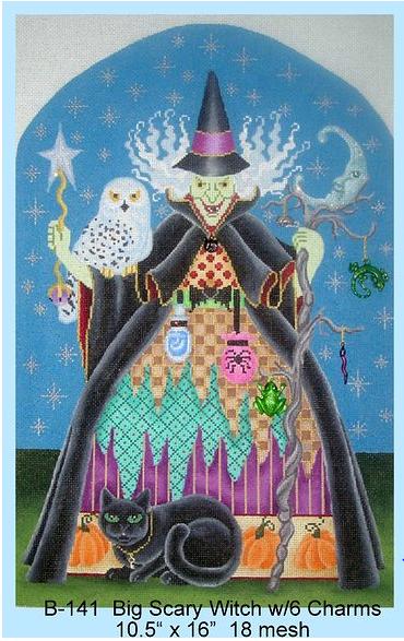 big witch
