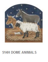 dome animals