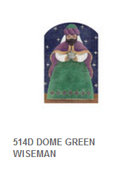 green wiseman