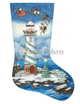 lighthouse stocking