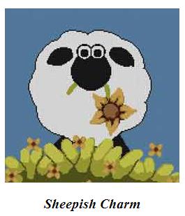 sheepish charm
