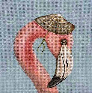 freaky flamingo
